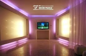 how to install cove lighting. Installing Led Strip Lights Ceiling Tray Lighting How  To Install Light . Cove