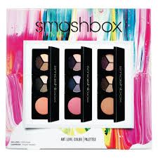 Art Love Colour Palettes Smashbox Mecca