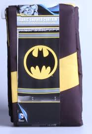 dc comics batman fabric shower curtain 180cm x 180cm dc warner brothers