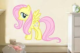 my little pony wall stickers my little pony decal removable wall sticker my little pony wall stickers