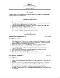 Human Resources Assistant Resume Examples Fascinating Hr Assistant Resume Noxdefense