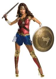 Womens Grand Heritage Dawn Of Justice Wonder Woman Costume