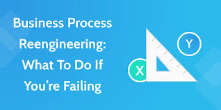 Business Process Reengineering What To Do If Your Business Is Failing
