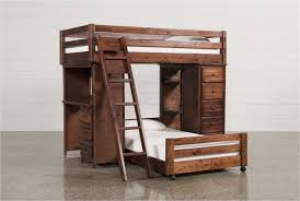 double bunk bed with space underneath. Plain Bunk Double Bunk Bed With Space Underneath Convertible Beds  Storage Boys Intended W