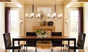 the right lights for the dining room can maximize the versatility of your space