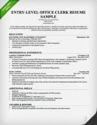 Office Assistant Sample Resume Musiccityspiritsandcocktail Com