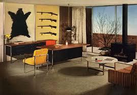 1950s house interior. 1950s house interior o