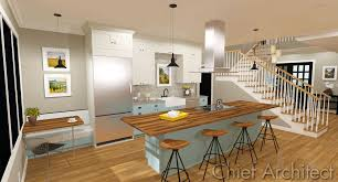 Bungalow Kitchen Chief Architect Home Design Software Samples Gallery
