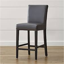 24 inch wooden bar stools. Beautiful Inch Lowe Smoke Leather Counter Stool Throughout 24 Inch Wooden Bar Stools T