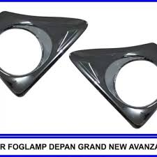 Jual Beli Cover Garnish Foglamp Grand All New Avanza Dan Xenia Dan