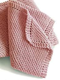 Very Easy Baby Blanket Knitting Pattern