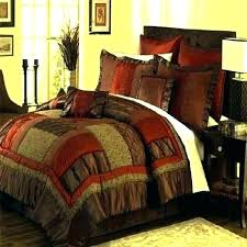 green orange and brown bedding pink lime girl comforter sets twin full queen ruffled scroll stripe