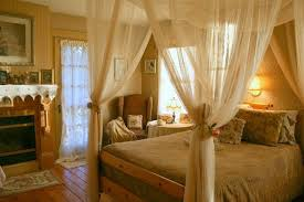 romantic bedroom designs. Romantic Bedroom Design With Canopy Curtains Bed Designs Bathtub