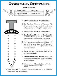 Greek Templates Writing Myths And Legends Student Directions Page Free Greek