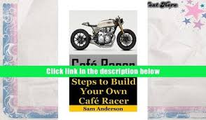 how to build a cafe racer movieandvideo
