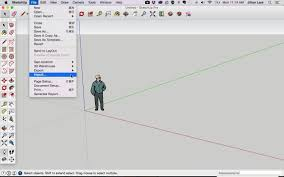 sketchup tutorial draw plan from pdf