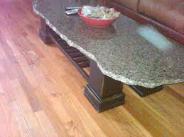 How To Make A 100 Dollar Table Granite Top Scrap From A Local