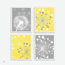 wall decor gray and yellow wall decor beautiful printable flower