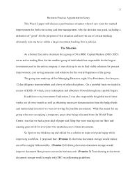 week argumentative essay 2016 todd goodling 2 2 business practice argumentative essay