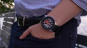 Samsung Galaxy <b>Watch</b> review | TechRadar