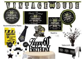 unusual 60th birthday gifts for him 5