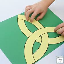 Printable Celtic Knot Designs Steam Activity Celtic Knot Design For St Patricks Day