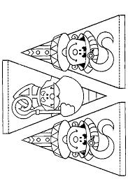 Kleurplaten Sinterklaas 5