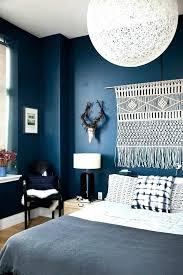 Superior Blue Bedroom Wall Decor Dark Blue Walls 5 Cozy Bedroom Ideas Dark Blue  Bedroom Wall Ideas .