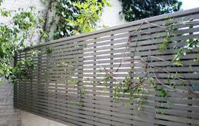 Best 25+ Contemporary fence panels ideas on Pinterest | Concrete fence  panels, Small garden fence panels and Slatted fence panels