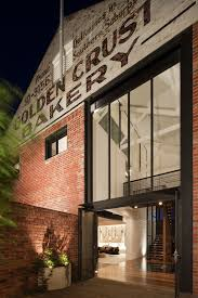 Converted Warehouse Architecture Get The Look Brickwork - Warehouse loft apartment exterior