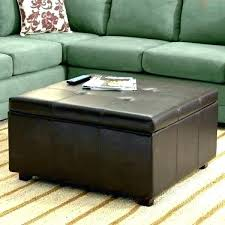 square leather ottoman coffee table leather storage ottoman coffee square leather ottoman coffee table leather storage ottoman coffee table square leather