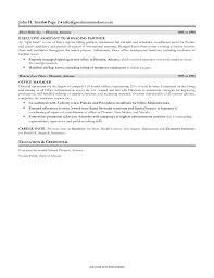 Modern Executive Assistant Resume Modern Professional Executive Assistant Resume