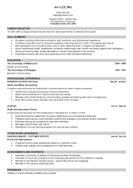 How To Write Good Resume Examples Best Example Of A Cv Good Resume Examples 24 Jobsxs Well Include 7