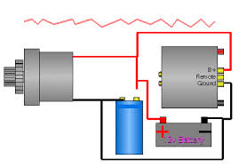 capacitor the diagram below shows what a large capacitor is supposed to do for a car audio system you can see how the ripple is reduced now that the capacitor is