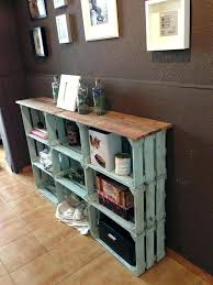 wood crate furniture diy crate furniture dog crate furniture amazing ideas about table on wooden crate