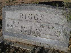 Nellie Murphy Riggs (1871-1953) - Find A Grave Memorial
