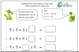 year know that multiplication can be done in any order maths blog year 3 know that multiplication can be done in any order