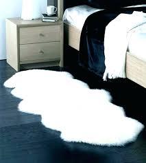 pink faux sheepskin rug large fur carpet white faux fur rug white sheepskin rug white faux