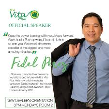 """First Vita Plus on Twitter: """"One of the Voices of First Vita Plus ..."""