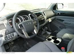 2012 Toyota Tacoma V6 TRD Sport Double Cab 4x4 6 Speed Manual ...