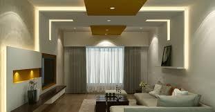 Interior Design Of Living Rooms Living Room Ceiling Home Design Ideas Gyproc India