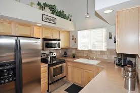white kitchens with stainless appliances. Kitchens With Stainless Appliances White Cabinets