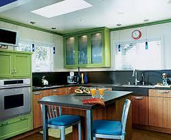 Kitchen Color For Small Kitchens Design Small Kitchen Zampco