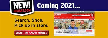 bi mart home page