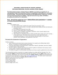 Letter For Nursing School Admission Recommendation From