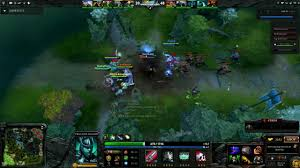 dota 2 phantom assassin 5 vs 1 rampage youtube