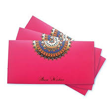 Amazon Pay Gift Card Gift Envelope Pink Pack Of 3