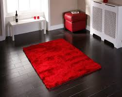 Red Bathroom Rugs Price