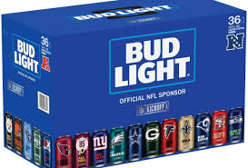 Steelers Bud Light Cans For Sale Bud Light Creates New Collectible 36 Pack Of Team Cans For