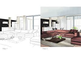 Sketchbook Pro Interior Design Autodesk Sketchbook Pro Interior Rendering Sketchbook Pro